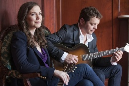 Catherine MacLellan and Chris Gauthier
